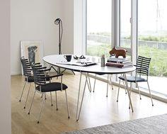 NAVER COLLECTION | GM6600 Table | Design: Nissen & Gehl mdd.