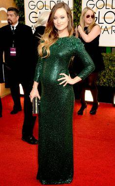 Olivia Wilde: Golden Globes 2014