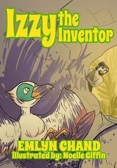 Izzy is a small prehistoric bird with a big problem: she doesn't know how to fly! Little does she know that her misadventures will lead to some of mankind's greatest inventions. A sweet read for young animal lovers ($0.99)