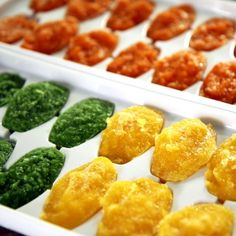 How to Sneak Pureed Veggies Into Every Meal   Great for picky kids or a picky husband!