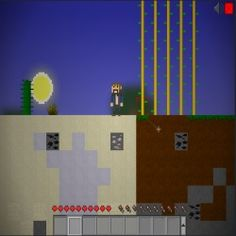 What is new in Mine Blocks 1-23 Online? They are the ender men, blazes, sky holds, candy apples, carrots, potatoes, new exploding particles, hundreds of fixed bugs or lags, iron doors, wooden plates, and others.
