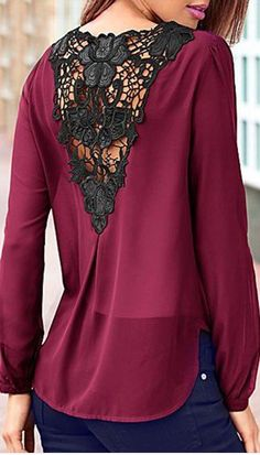 Love this for a fancier shirt