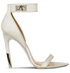 Marlo Hampton Givenchy Sandals at BET Awards 2012