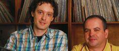 Livro explora trilhas sonoras de novelas brasileiras .Guilherme Bryan e Vincent Villari