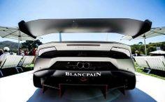 Lamborghini Huracan LP 620 2 Back View
