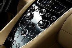Aston Martin AM 310 Vanquish.