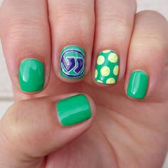 I love this time of year, warm weather, long nights and endless hours of tennis to watch! The Wimbledon Championship starts today so we've. Wimbledon, Tennis Tournaments, Gorgeous Nails, Nail Art, Turquoise, Dahlia, Pretty, Action, Heart