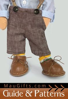 Sew new pants for your Waldorf doll with this easy to follow step-by-step guide. Perfect Image, Perfect Photo, Love Photos, Cool Pictures, Work Project, New Pant, Learn To Sew, Wood Work, Step Guide