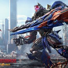 Art of 《Transformers Online 》#transformers #transformers5 #tf5#optimusprime