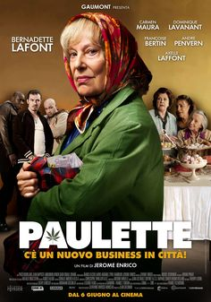 paulette poster - One of the best French films I've ever watched!