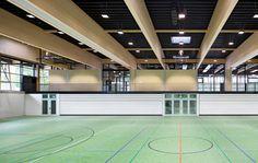 Gallery of Sports Hall at Schuldorf Bergstrasse / Loewer + Partner Architekten - 6