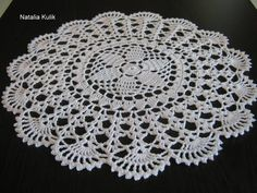 Free Crochet Doily Patterns, Crochet Lace Edging, Tatting Patterns, Crochet Crafts, Crochet Projects, Easy Handmade Gifts, Crochet Dollies, Crochet Bedspread, Amish Quilts