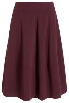 Buy Aubergine Cocoon Skirt from the Next UK online shop