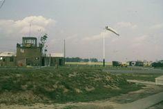 Control tower, 1945. © John Michael