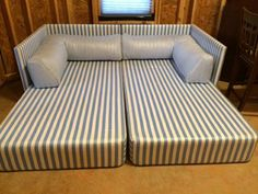 upholstered twin daybed set