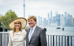 Koning: relatie met Canada is perfect