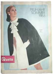 Popular mail order catalogue: Quelle, Neckermann und Otto :) repinned by www.gorara.com