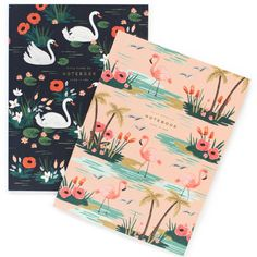 Swan Notebooks