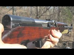 SKS (Russian Model) on hickok45. Reliable and easy to use and maintain, it's a great rifle for preppers.
