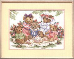 Teddy Tea Party 1