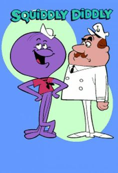 Squiddly Diddly and Chief Winchley. Looney Tunes Cartoons, Retro Cartoons, Old Cartoons, Classic Cartoons, Animated Cartoons, Cartoon Crazy, Cartoon Tv, Vintage Cartoon, Cartoon Shows