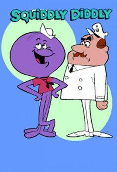 Squiddly Diddly and Chief Winchley. Cartoon Jokes, Cartoon Crazy, Looney Tunes Cartoons, Retro Cartoons, Old Cartoons, Vintage Cartoon, Cartoon Tv, Classic Cartoons, Animated Cartoons