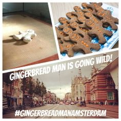 Every week we will select the best picture of Mr. Gingerbread man in Amsterdam. The winner receives one of the coolest gifts offered by Bonebakker Juweliers, Culti, Pagliaro, Shamballa Jewels Official and Akasha Spa & Gym.  Winning is simple:  1. Take a picture of your wildest Gingerbread man in Amsterdam. 2. Go to #Instagram, follow Conservatoriumhotel and add your picture to Instagram.  3. Use the hashtags #gingerbreadmanamsterdam and #conservatoriumhotel.