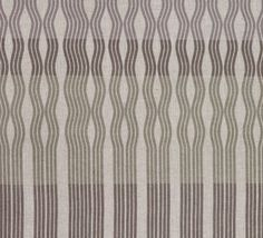 John Mahoney Designs | Hand Printed Linen in Soba Thistle #textiles #fabric #linen #neutral