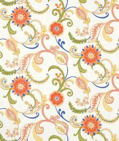 Back yard patio furniture???   Swavelle / Mill Creek Lundsford Rainbow Fabric