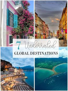 Planning a trip? Check out these underrated and uncommon destinations before you book...