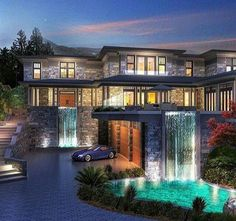 Very Luxury House Future Homes Mansions