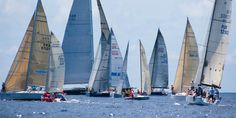Visit St. Barths during the Le Voiles de St. Barth French West Indies Regatta on April 8-13, 2013.  Very cool!