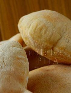 Chlebek pita przepis podstawowy