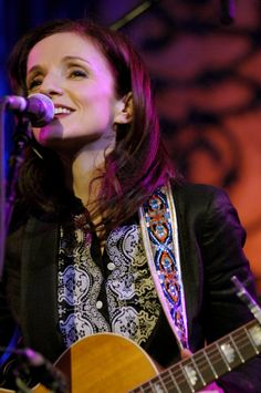 Patty Griffin. Absolutely wonderful musician