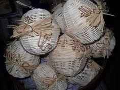 23 Wicker Baskets, Wire Wrapping, Wraps, Home Decor, Decoration Home, Room Decor, Home Interior Design, Rolls, Rap