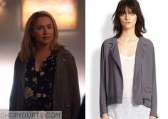 Nashville: Season 3 Episode 9 Juliette's Grey Jacket