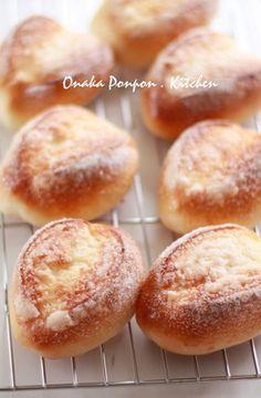 シュガートップ ミルクパン♡ [Sugared Top Milk Bread]