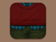 Cloth Hipster icon))