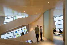 Imagen 4 de 15 de la galería de Maggie's Centre Barts / Steven Holl Architects. Fotografía de Iwan Baan