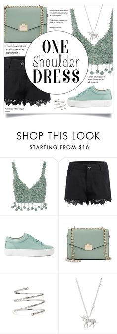"""""""Untitled #145"""" by sano15 ❤ liked on Polyvore featuring Rosie Assoulin, Jennifer Lopez, Venus and Estella Bartlett"""