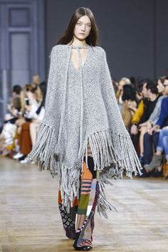 Chloé Ready To Wear Fall Winter 2015 Paris