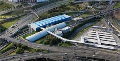 Pregopontocom Tudo: Terminal de Ônibus na estação Acesso Norte do Metrô/Salvador,recebe reestruturação de linhas
