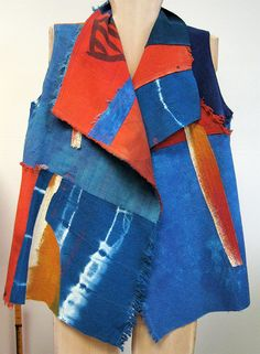 Cobalt Dervish K-Nette Vest | Holly Badgley