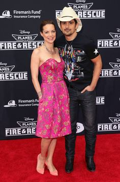 Pin for Later: Get to Know Your Favorite Country Couples Brad Paisley and Kimberly Williams-Paisley