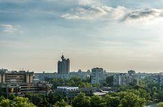 Novi Beograd, Genex Tower - Belgrade