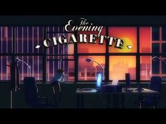 Fumée sur la ville | Smoke in the City - THE EVENING CIGARETTE