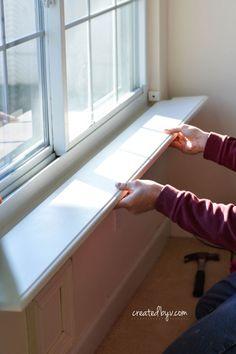 Window Shelf For Plants, Window Ledge, Plant Shelves, Kitchen Window Shelves, Shelf Over Window, Window Table, Indoor Window Plants, Indoor Window Boxes, Bath Window