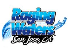 Raging Waters water park. San Jose, CA
