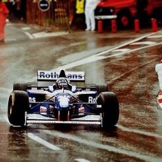 Formula 1 #WilliamsRenault #DamonHill