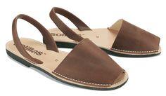 Tan brown | Menorcan Sandals | Solillas